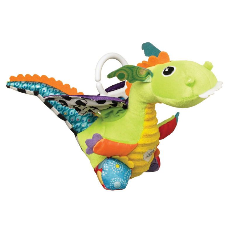 An image of Tomy Lamaze FlipFlap Dragon