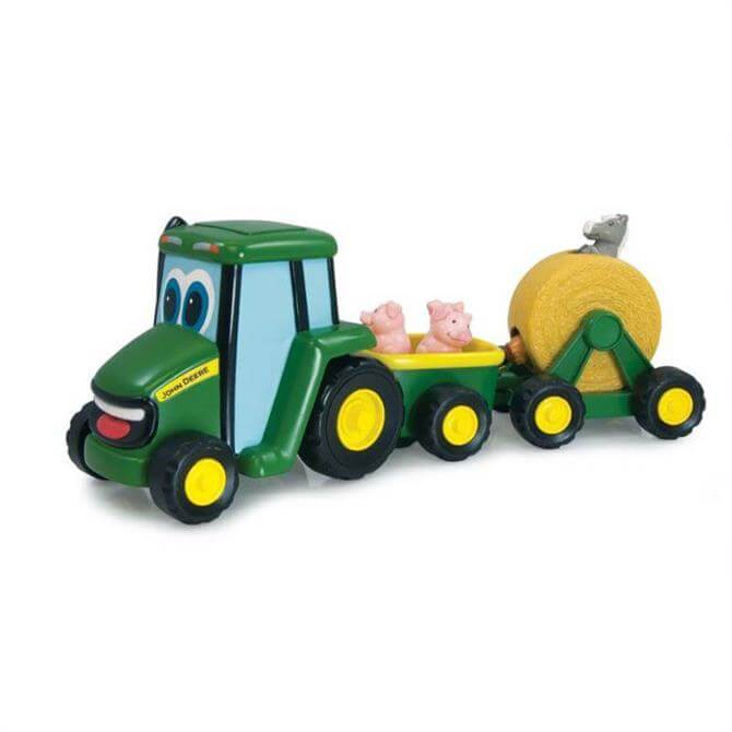 Tomy John Deere Country Fair Wagon