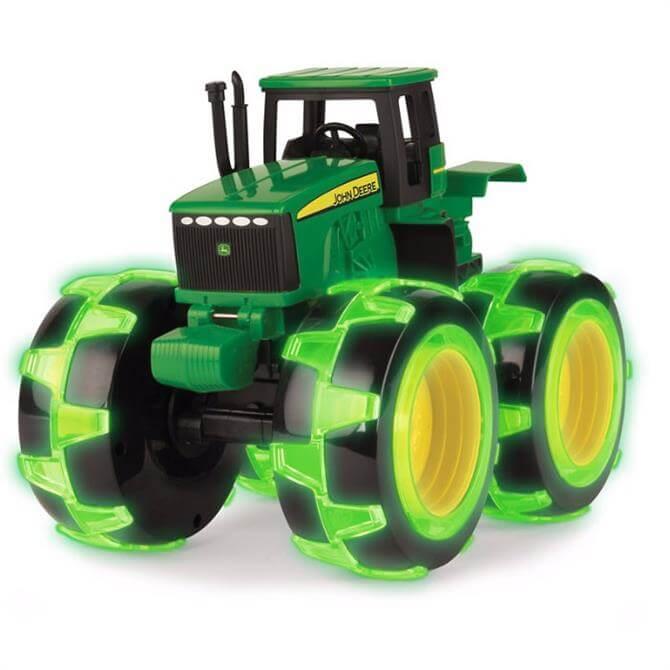 Tomy John Deere Monster Treads with Lightning Wheels