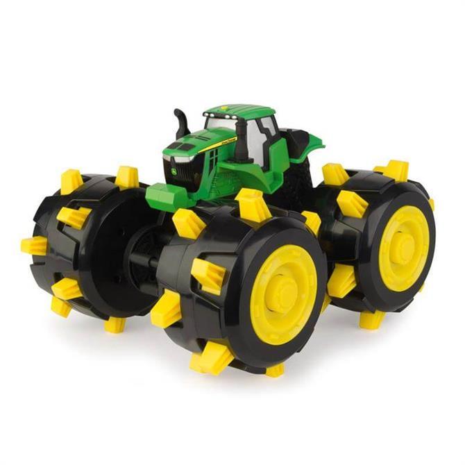 Tomy John Deere Spike Treads Tractor