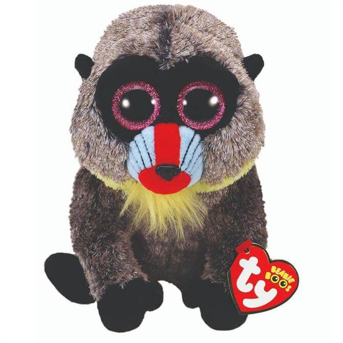 Ty Wasabi Baboon Boo Buddy 36421