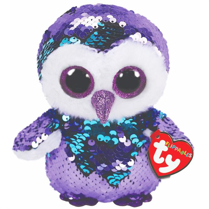 Ty Flippable Moonlight Beanie Boo