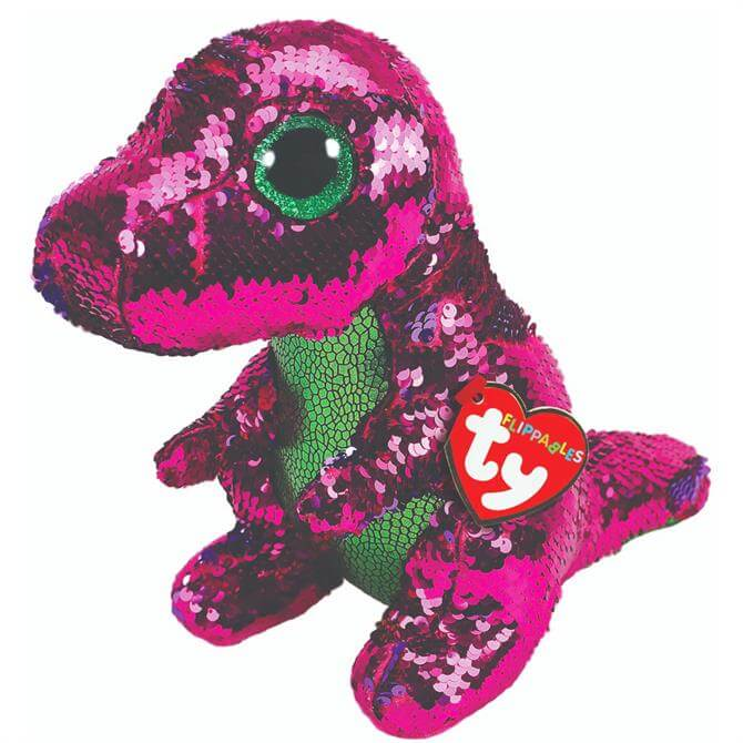 Ty Flippable Stompy Beanie Boo