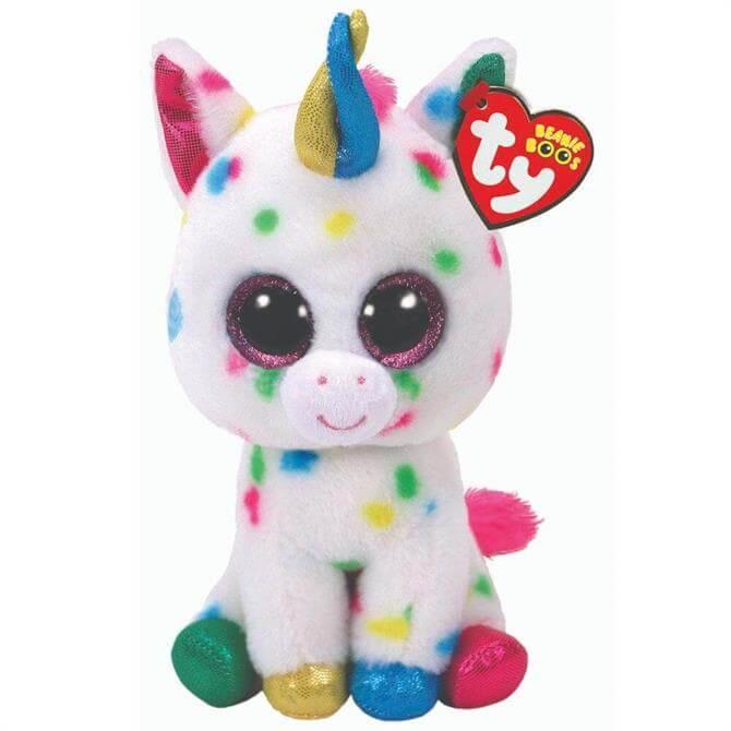 Ty Harmonie Unicorn Boo Buddy