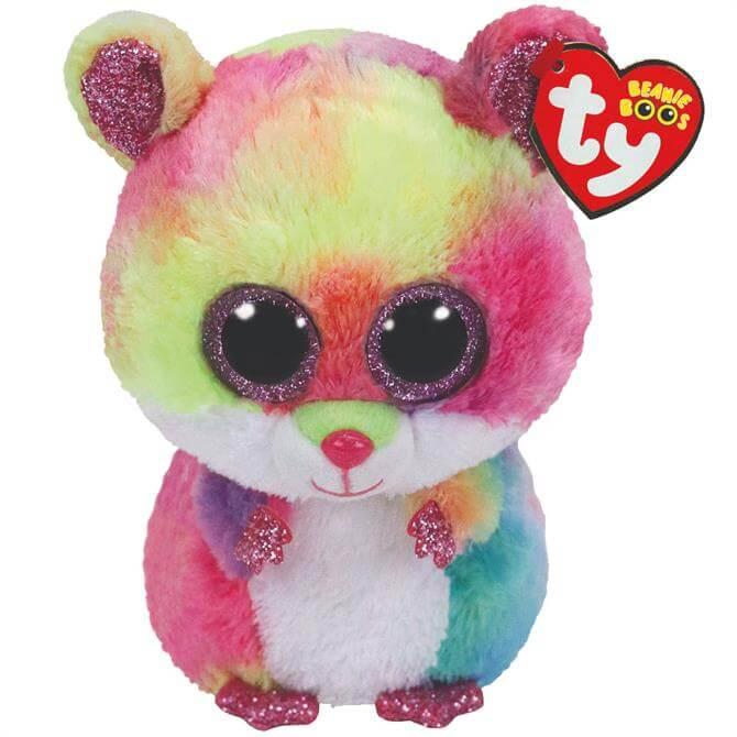 Ty Rodney Hamster Boo Buddy 36416
