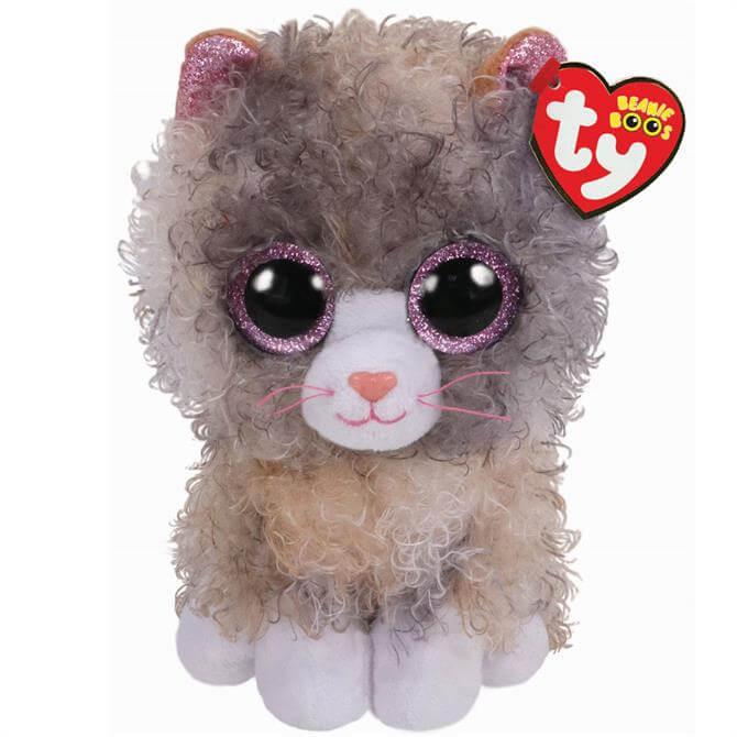 TY Scrappy Cat Beanie Boo