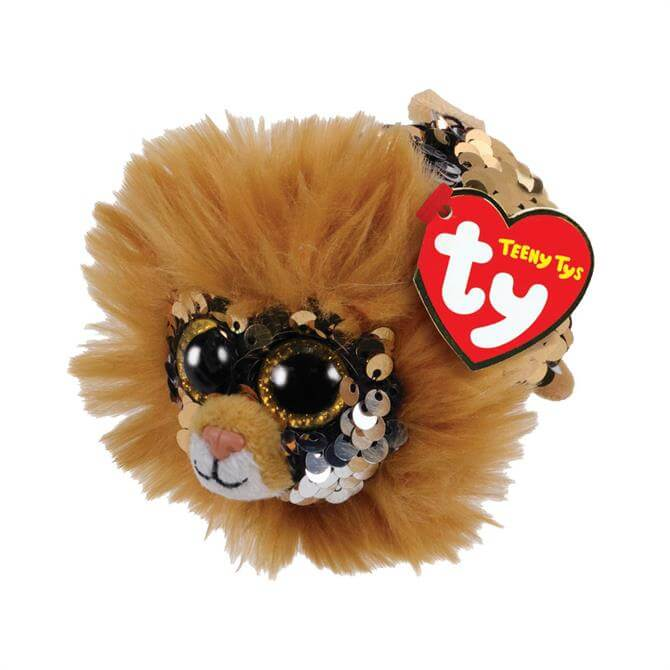 TY Teeny Flippable Regal Lion