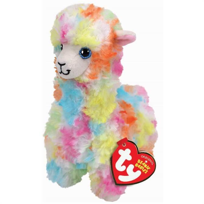 Ty Lola Llama Beanie Baby
