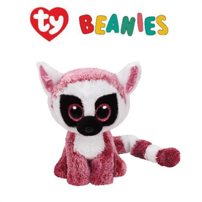 Ty Leeann Lemur Beanie Boo