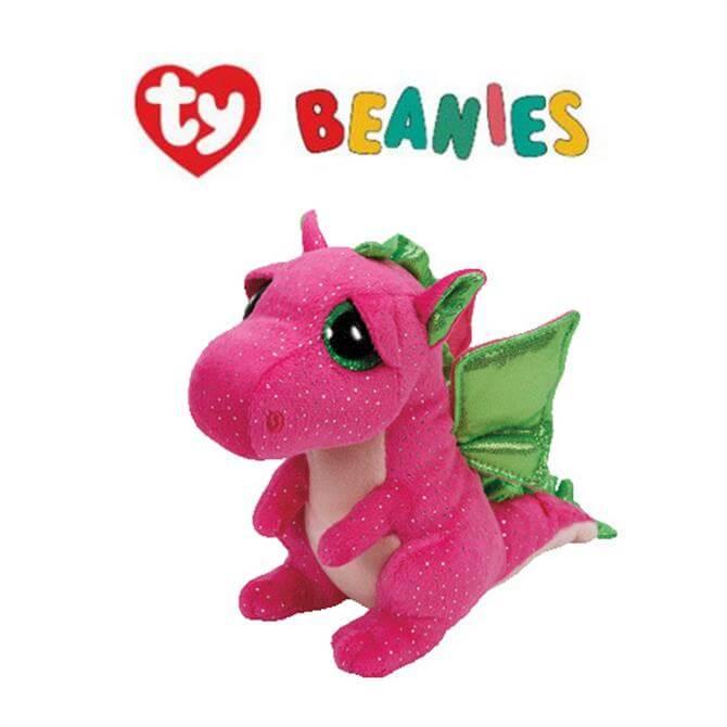 Ty Darla Dragon Beanie Boo