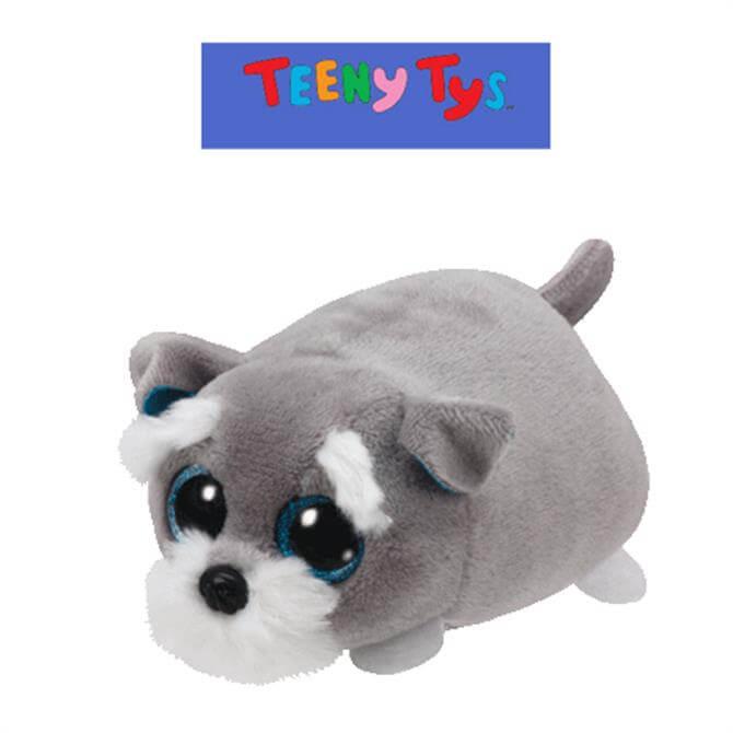 Ty Teeny Jack Grey Dog