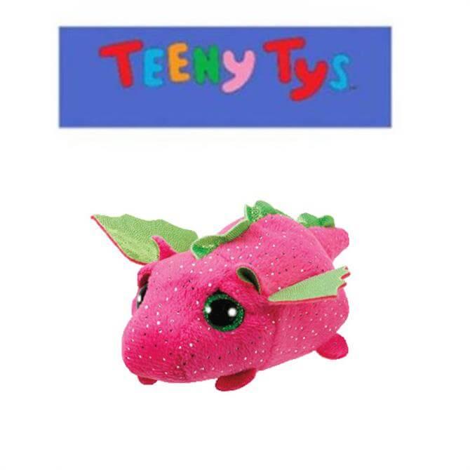 Ty Teeny Darby Dragon