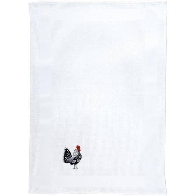 Ulster Weavers Rooster Waffle Tea Towel