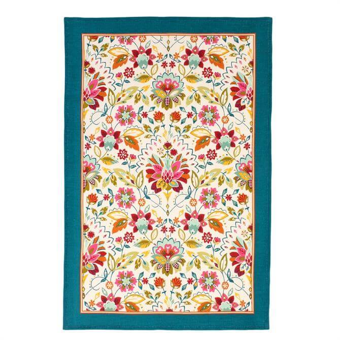 Ulster Weavers Bountiful Flora Linen Tea Towel