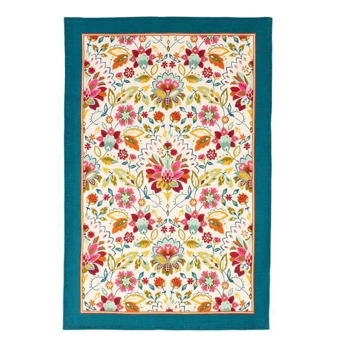 Ulster Weavers Bountiful Flora Linen Tea Towel