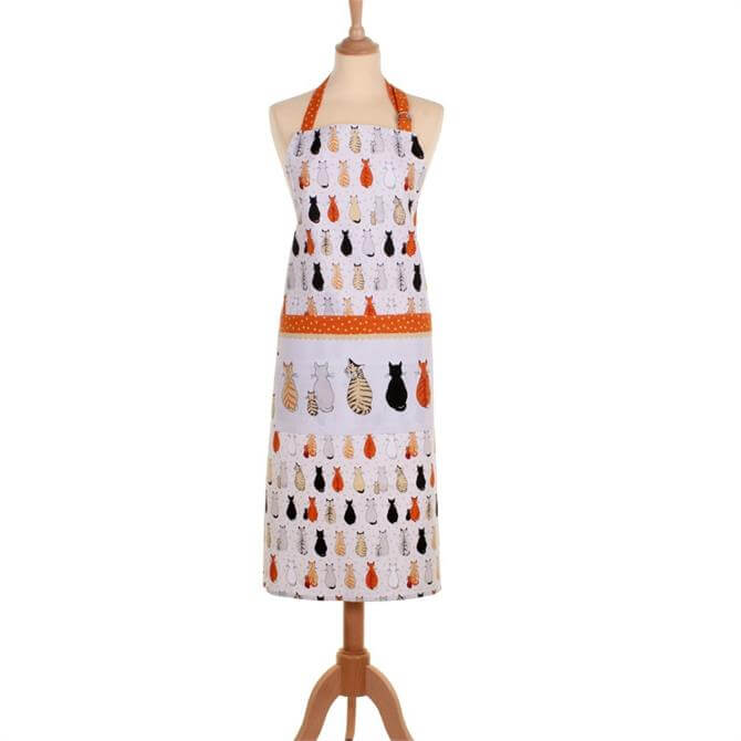 Ulster Weavers Cats in Waiting Apron