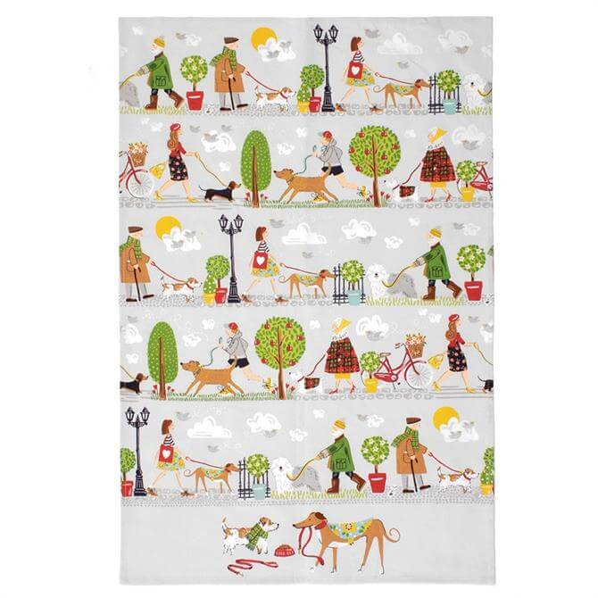 Ulster Weavers Walkies Tea Towel