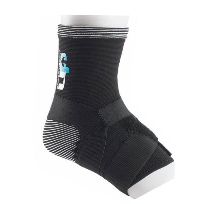 Ultimate Performance Elastic Ankle Support With Strap