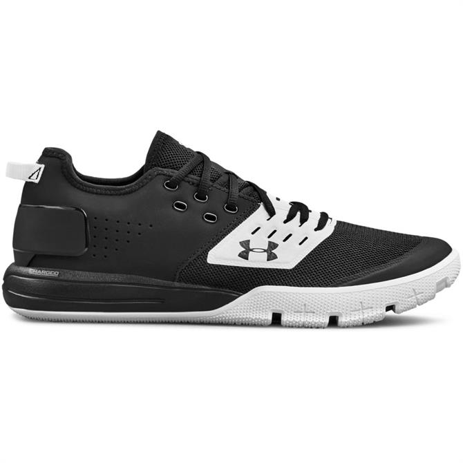 Under Armour Men's UA Charged Ultimate 3.0 Training Shoes- Black