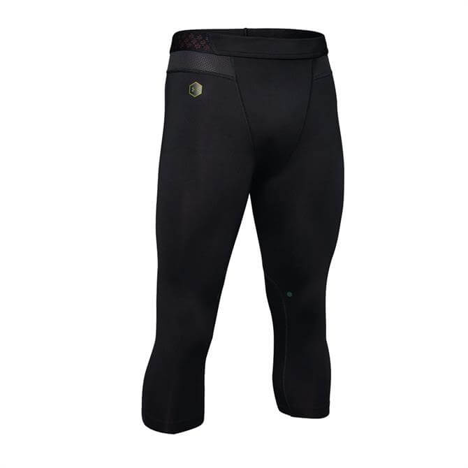 Under Armour Men's Rush 3/4 Training Legging - Black