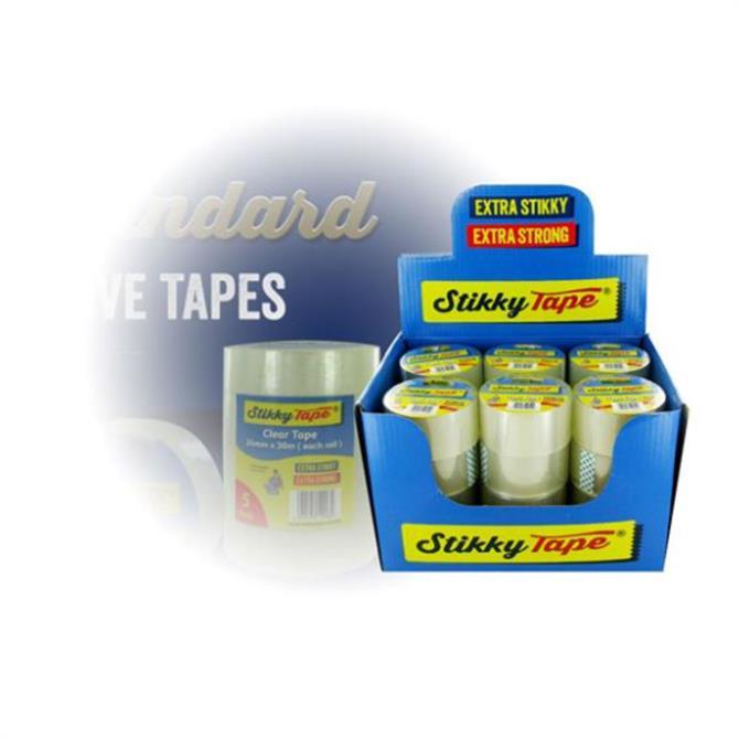 Stikky Tape Brown 48 x 50