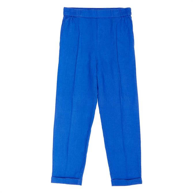 United Colors of Benetton Linen Joggers