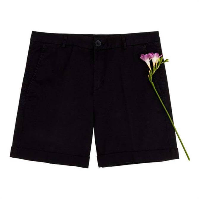 United Colors of Benetton Stretch Cotton Shorts