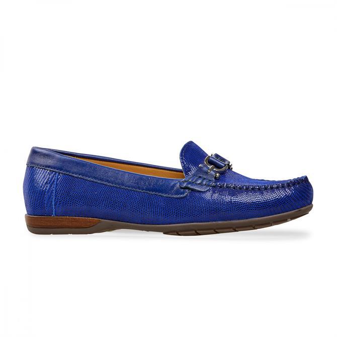 Van Dal Women's Bliss Wider Fit Ultramarine Loafers