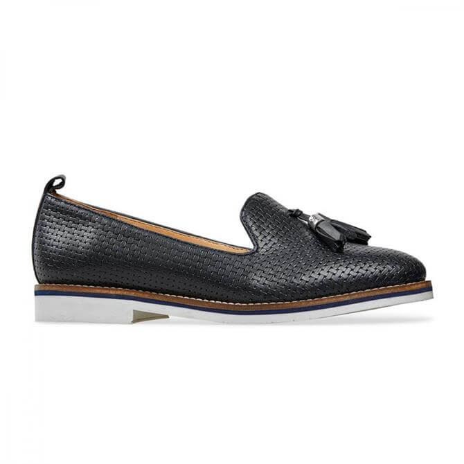 Van Dal Women's Ridley Midnight Loafers