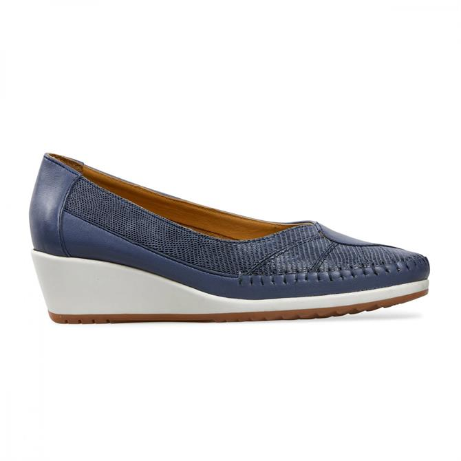 Van Dal Women's River Causal Wedge Loafers