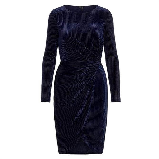 Vero Moda Ella Velvet Dress