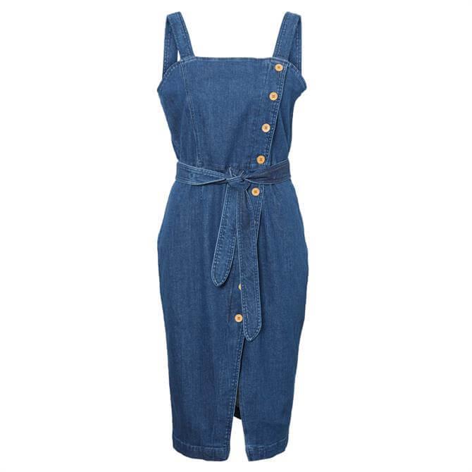 Vero Moda Julie Bodycon Denim Dress
