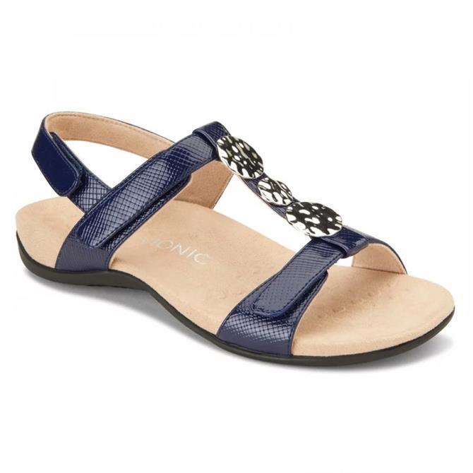 Vionic Farra Navy Sandal