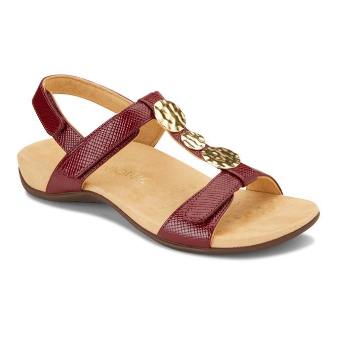 Vionic Women's Farra Fig Sandal