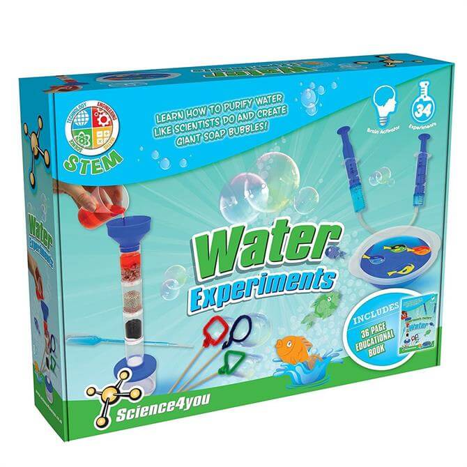 Science4you Water Experiments