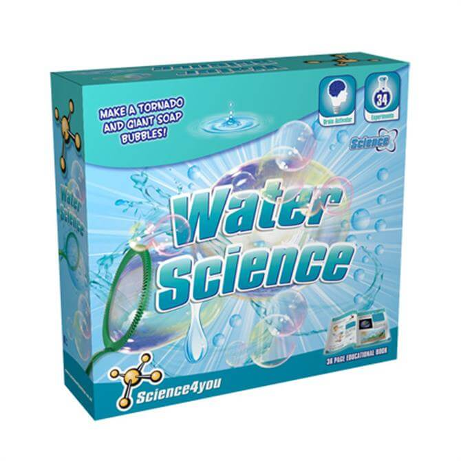 Science4you Water Science Set