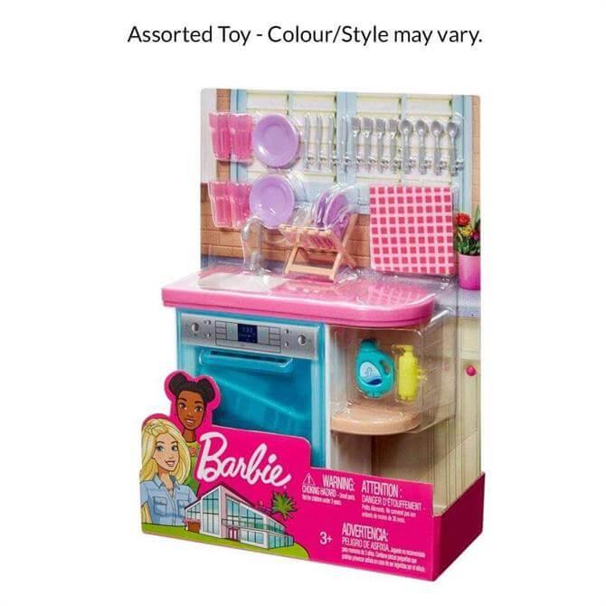Mattel Barbie Furniture Assorted