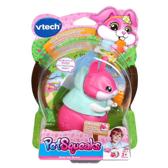 VTech PetSqueaks Betty the Bunny