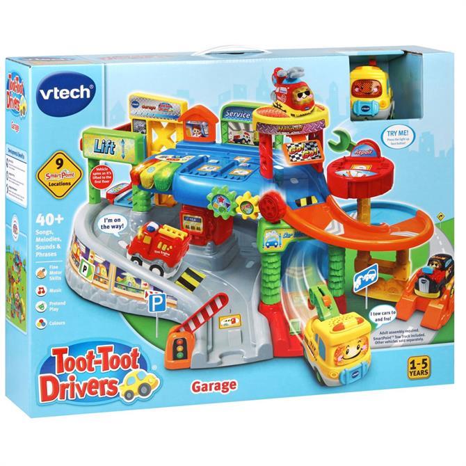 Vtech Toot Toot Drivers Garage