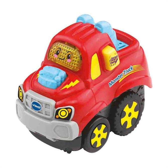 VTech Toot Toot Press 'n' Go Monster Truck