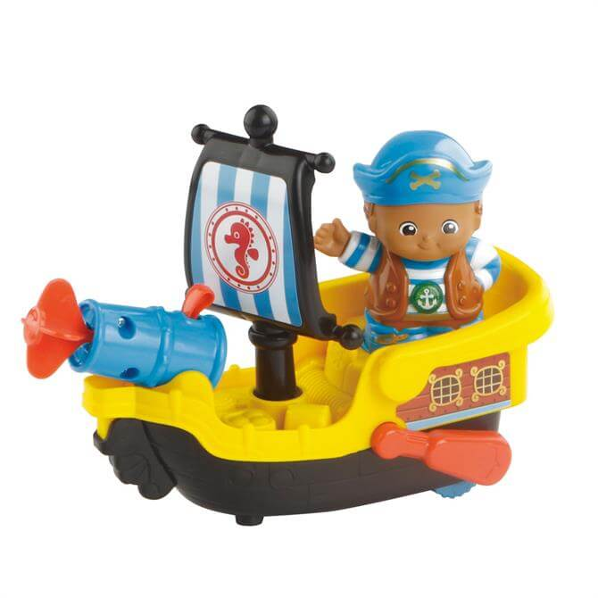 Vtech Toot-Toot Friends Captain Bob & His Raft