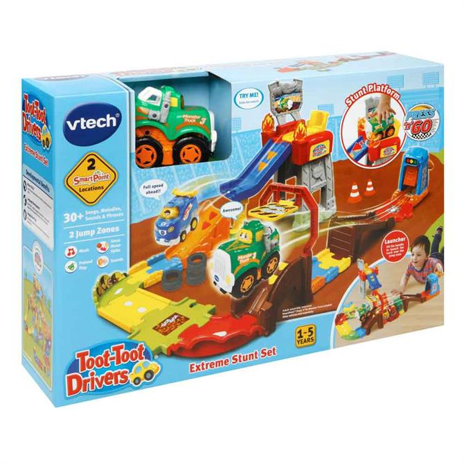 Vtech Toot Toot Extreme Stunt Unit