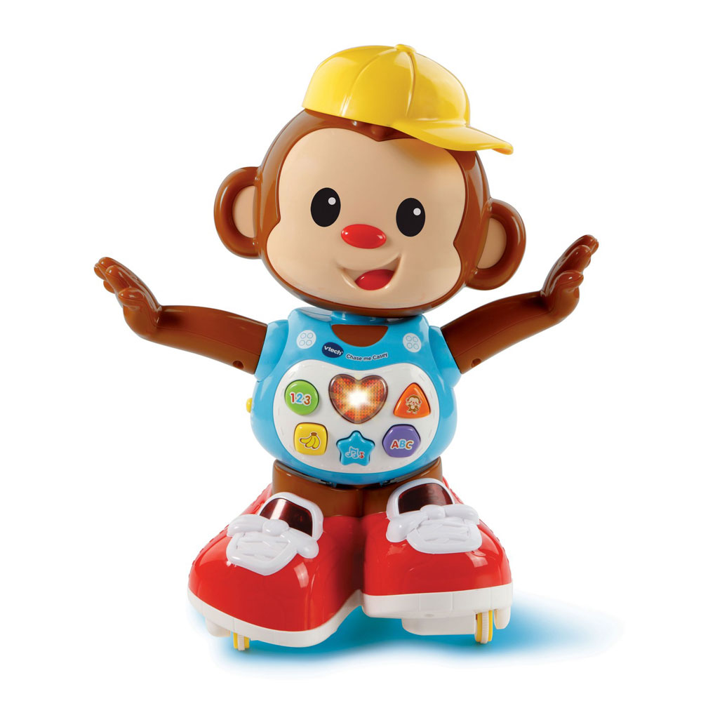 An image of Vtech Dance & Move Chase Me Casey Monkey