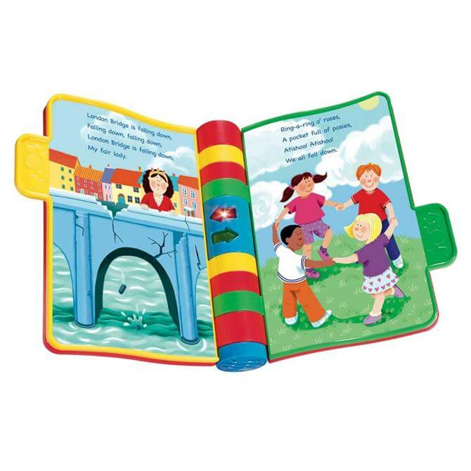 Vtech Nursery Rhymes Book - 64703