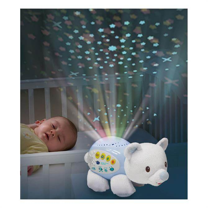 Vtech Little Friendlies Starlight Sounds Polar Bear