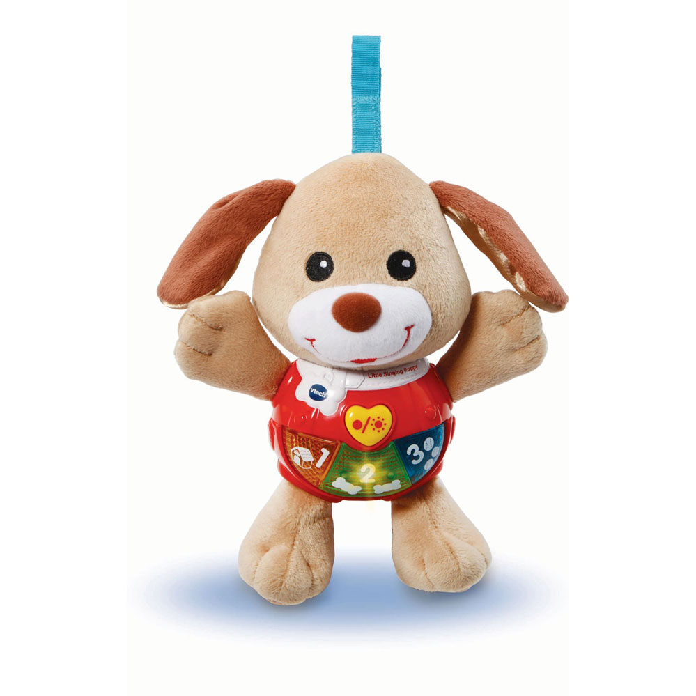 An image of Vtech Little Singing Puppy