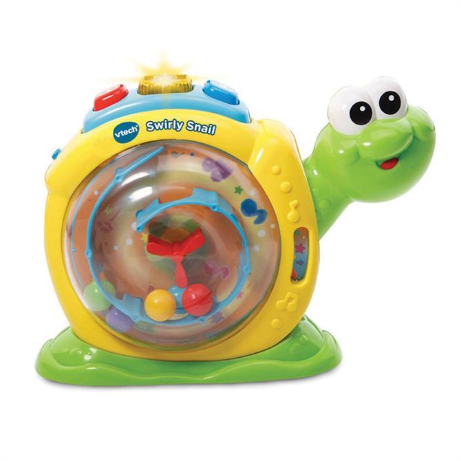 Vtech Swirly Snail Musical Toy