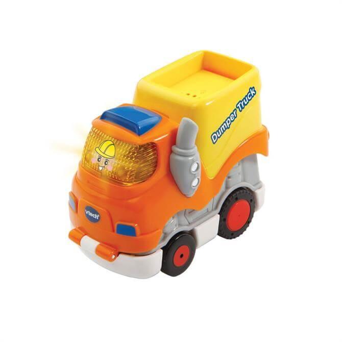 Vtech Toot Toot Press 'n Go Dumper Truck