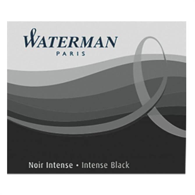 Waterman International Cartridges Pack of 6