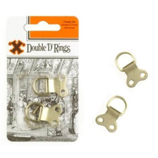 West Design Double D Rings